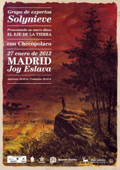 Grupo de Expertos Solynieve - Concierto Madrid
