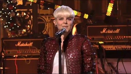 Robyn - Saturday Night Live