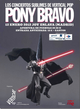 Pony Bravo - Conciertos Vertical Pop