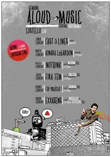 Semana Aloud Music en Madrid