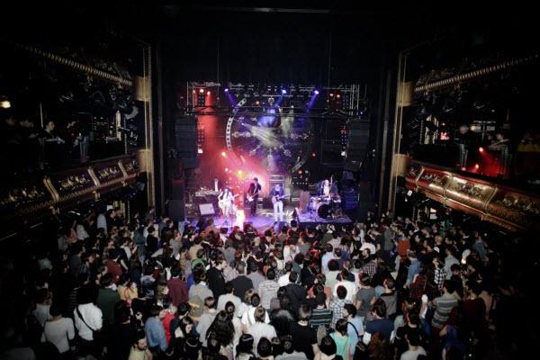 Black XS Fiestas Demoscópicas de Madrid