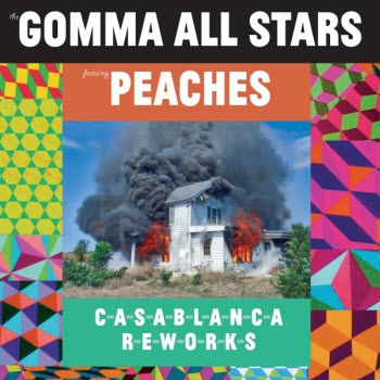 The Gomma All Stars featuring Peaches