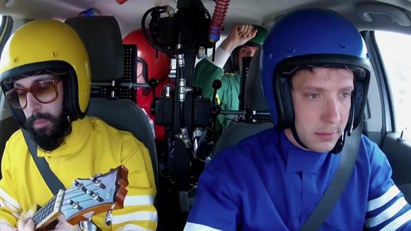 OK GO - Needing/Getting