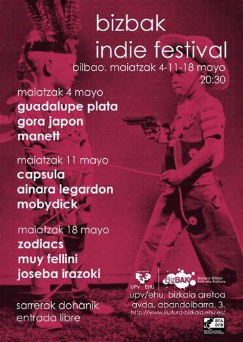 BizBAK indie festival