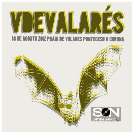 Con V de Valarés 2012