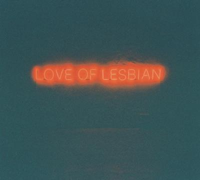 Portada de La Noche Eterna - Los Días No Vividos - Love Of Lesbian