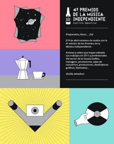 Premios de la Música Independiente 2012