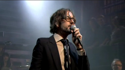 Pulp - Jarvis Cocker - Show de Jimmy Fallon