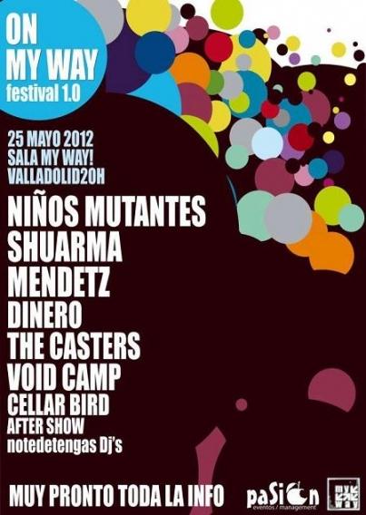On My Way Festival 2012
