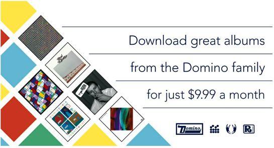 Domino Records - Suscripcion