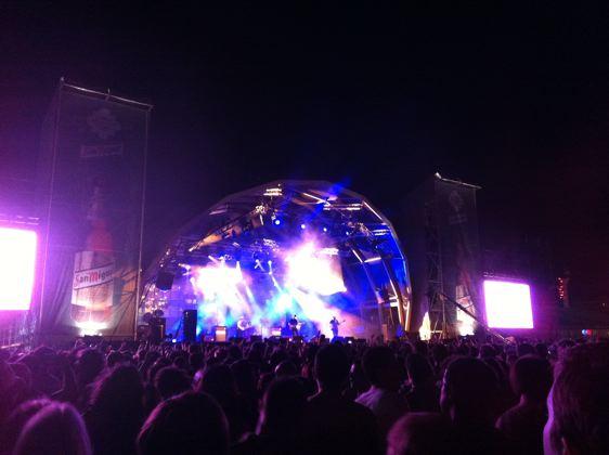 Franz Ferdinand - Primavera Sound 2012