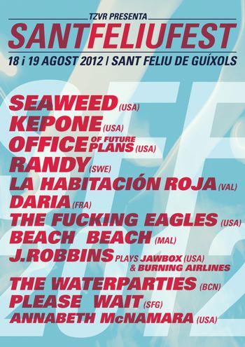 Sant Feliu Fest 2012