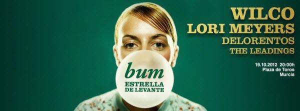 BUM Estrella de Levante 2012 de Murcia