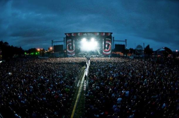 Bilbao BBK Live 2012 - Jueves