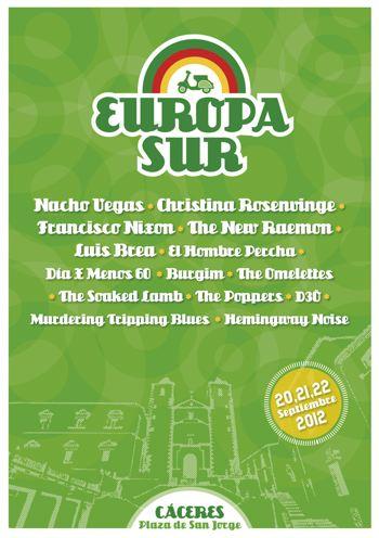 Europa Sur 2012