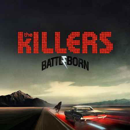 Portada Battle Born - The Killers