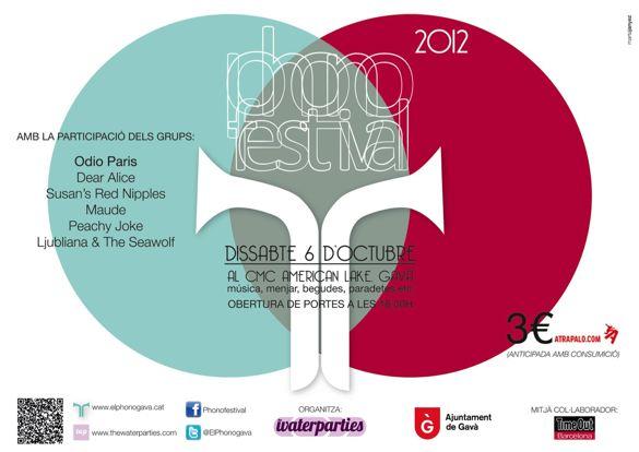 Phonofestival 2012