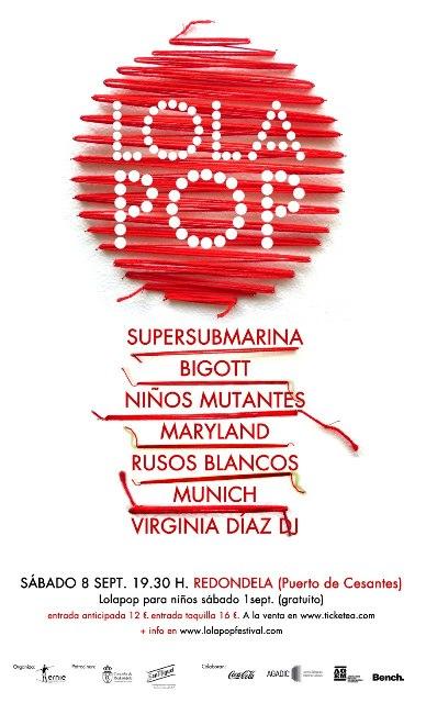 Lolapop 2012