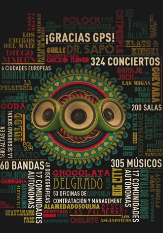 Girando por Salas 2012