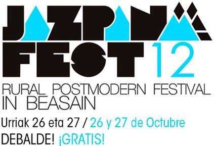 Jazpana Fest 2012