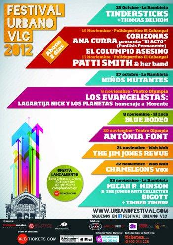 Festival Urbano 2012 - Valencia