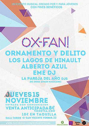 Ox-fan! Madrid