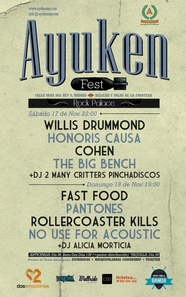 Ayuken Fest 2012