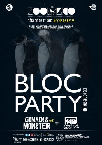 Bloc Party DJ Set