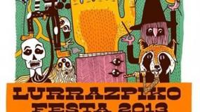 Lurrazpiko Festa 2013 en Donostia el 2 de febrero