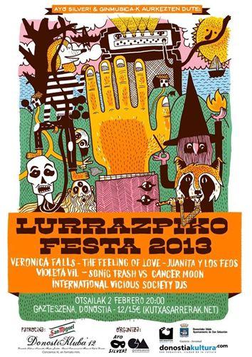 Lurrazpiko Festa - 2013