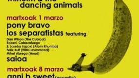 Bizbak indie festival 2013 contará con tres fechas gratuitas