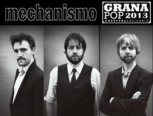 Mechanismo - Granapop 2013