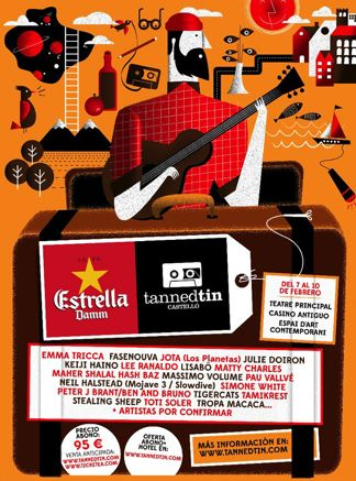 Tanned Tin 2013  cartel
