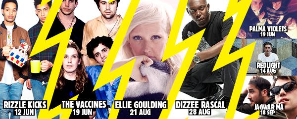 Ibiza Rocks Festival 2013