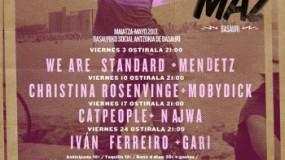 MAZ Basauri 2013 contará con We Are Standard, Christina Rosenvinge y más