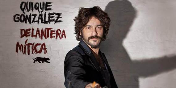 QUIQUE GONZALEZ - DELANTERA MITICA