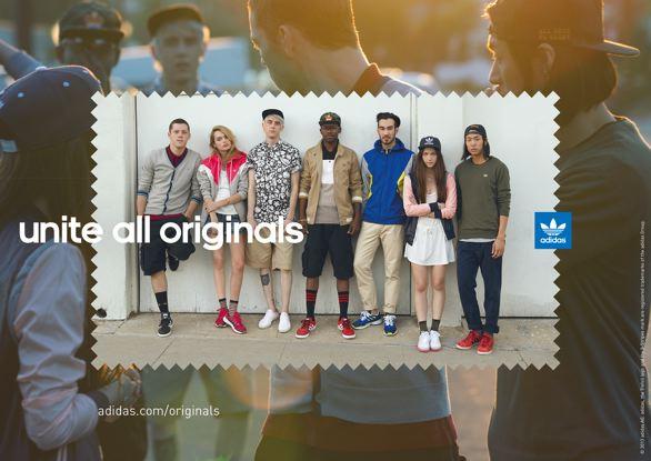 Adidas Unite All Originals
