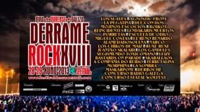 Derrame Rock 2013 – Cartel por días