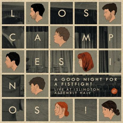 Los Campesinos - A Good Night for a Fistfight