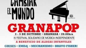 Horarios Granapop 2013