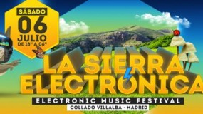 Se cancela el festival La Sierra Electrónica 2013