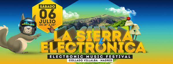 La Sierra Electrónica 2013