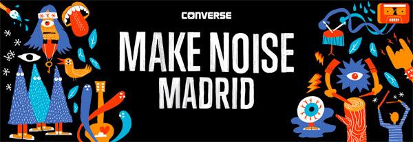 Maike Noise - Madrid