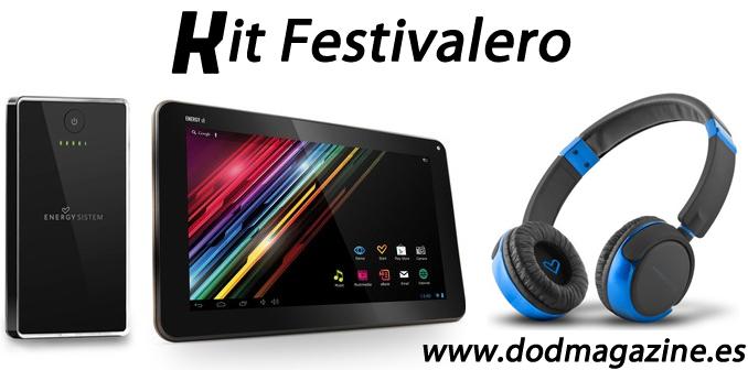 Kit Festivalero 2013