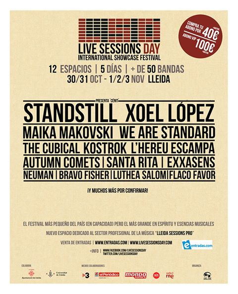 Live Sessions Day