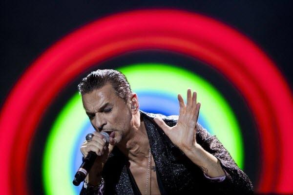 Depeche Mode - Bilbao BBK Live 2013
