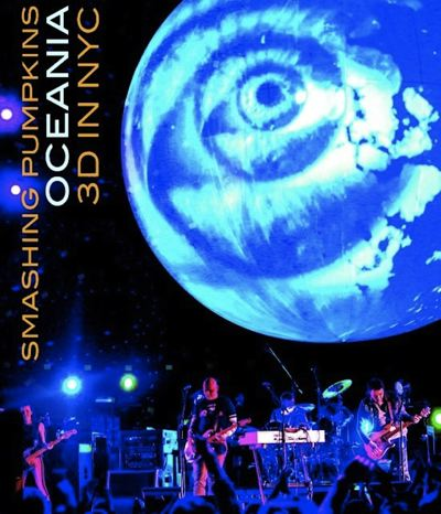 Oceania: Live in NYC - Smashing Pumpkins