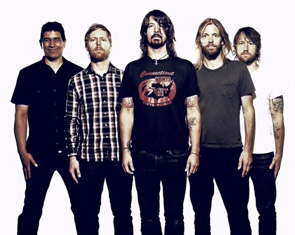 Foo Fighters 2013