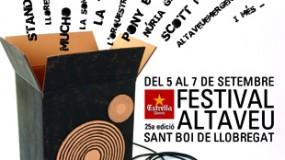 Festival Altaveu 2013 – Horarios