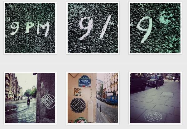 Reflektor - Arcade Fire - Instagram